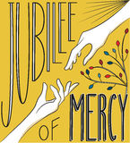 Jubilee of Mercy Royalty Free Stock Image