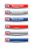 Jubilee Navigation Bars Royalty Free Stock Photos