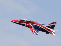 2012 Jubilee Red Arrow Royalty Free Stock Images
