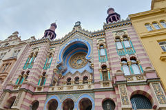 Jubilee Synagogue Royalty Free Stock Image