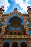 Jubilee Synagogue in Prague Stock Image