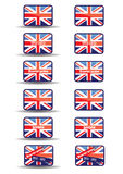 Jubilee Web Buttons Stock Images
