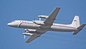 Jubileo ruso 30 de la fuerza aérea imagenes de archivo