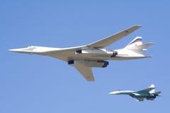 Jubileo ruso 4 de la fuerza aérea Fotografía de archivo