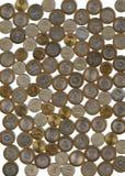 Jubileums- mynt av Ryssland Royaltyfria Foton