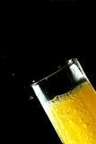 Juce orange Photo libre de droits