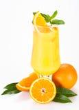 juce pomarańcze Zdjęcie Stock