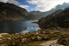 Jucla lake - Andorra Royalty Free Stock Photos