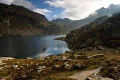 Jucla Lake - Andorra Royalty Free Stock Photos