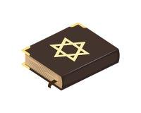 Judío musulmán de la iglesia del cristianismo del libro de la biblia del judío de la fuente del Islam de la tradición y espiritua Fotos de archivo libres de regalías