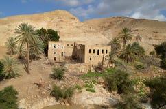 judaean的沙漠 库存照片