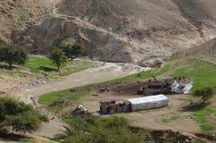judaean的沙漠 库存图片
