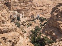Judaean öken - det heliga landet Royaltyfri Bild