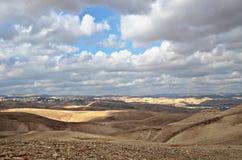 Judaean Wüste Stockfotos
