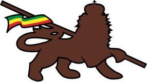 judah狮子 免版税库存照片
