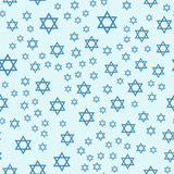 Judaism church traditional seamless pattern hanukkah religious synagogue passover hebrew jew vector illustration. Judaism church traditional seamless pattern Stock Photo