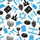 Judaism religion symbols Stock Image