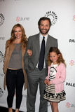 Judd Apatow, Leslie Mann Obraz Royalty Free