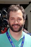 Judd Apatow na estreia mundial de estúdios universais Hollywood   Fotografia de Stock