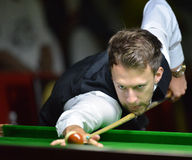 Judd Trump of England Stock Image