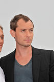 Jude Law. At photocall to promote his new movie The Day After Peace at the 61st Annual International Film Festival de Cannes. May 19, 2008  Cannes, France Royalty Free Stock Photography