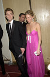 Jude Law,Sienna Miller Royalty Free Stock Image