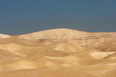 judea Израиля пустыни стоковое фото