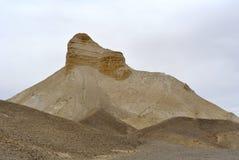 Judea desert mountain. Royalty Free Stock Photography