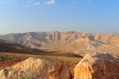 Judea Mountains Royalty Free Stock Image