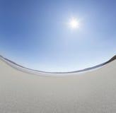 judean的沙漠 免版税图库摄影
