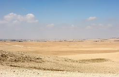 Judean Desert. Royalty Free Stock Photography