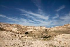 Judean desert Royalty Free Stock Image