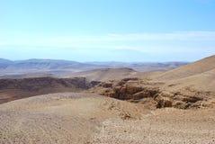 Judean Desert. Royalty Free Stock Images