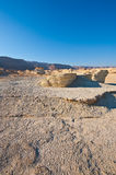 Judean Desert Royalty Free Stock Photography