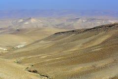 Judean desert Royalty Free Stock Photo