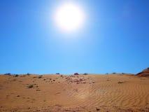 judean desert Zdjęcie Royalty Free