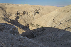 The Judean Desert Israel. Stock Photography