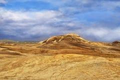 Judean Desert Royalty Free Stock Images