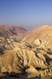 Judean Desert Mountains. Israel Stock Photos