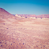 Judean Desert Royalty Free Stock Photos