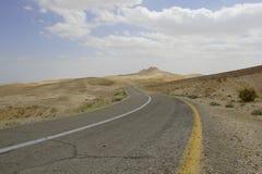 Judean Wüste Lizenzfreie Stockbilder