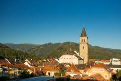 Judenburg, Autriche photos libres de droits