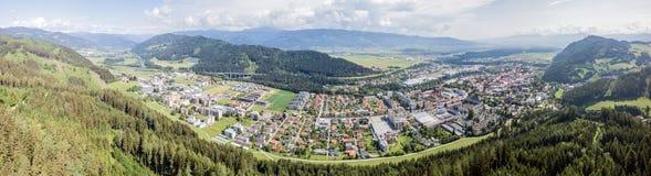 Judenburg w Austria zdjęcie royalty free