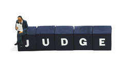 Judge Royalty Free Stock Photos