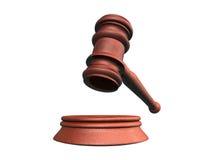 Judge 3d Stock Image