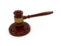 Judge gavel Stock Photography