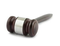 Judge gavel Royalty Free Stock Image
