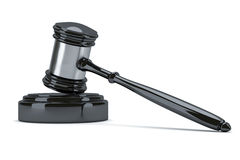 Judge gavel Royalty Free Stock Photography