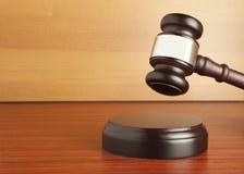 Free Judge Hammer Royalty Free Stock Photos - 23480018