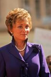 Judge Judy Sheindlin Royalty Free Stock Photo
